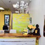 Reception Yuvan Day Spa & Salon