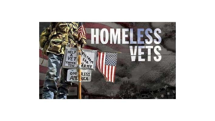 picture of homeless vets