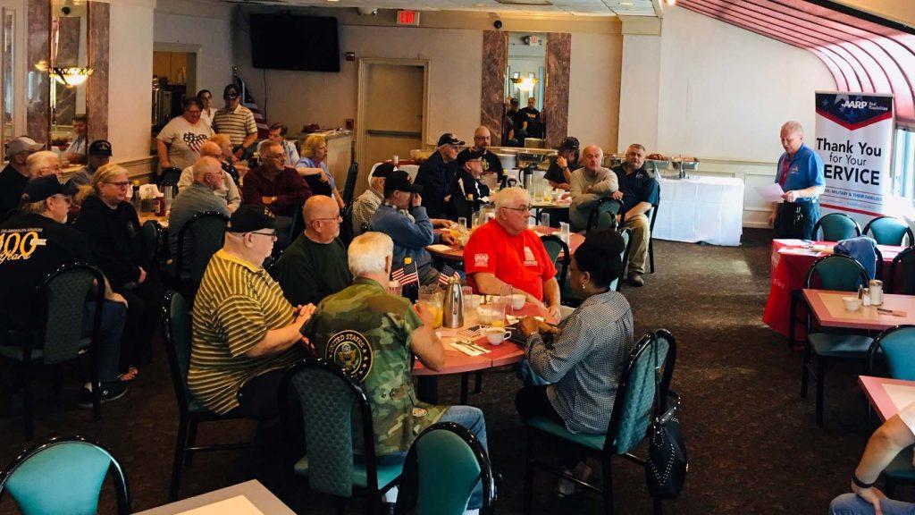 Veteran Appreciation Breakfast